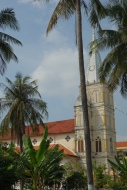 A lovely old colonial church