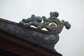 Details of Thien Mu Pagoda