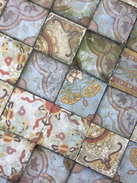 Fabulous tiles