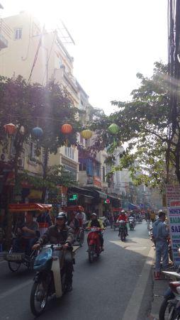 Hanoi is nice, I admit.