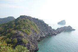A view of Monkey Island